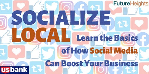 SOCIALIZE LOCAL: November 15th Social Media Workshop for Small Businesses