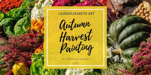 Autumn Harvest Painting