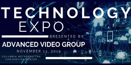 2019 Technology Expo tickets