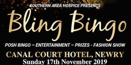 'Bling Bingo' Posh Bingo 2019 - Entertainment - Prizes - Fashion Show tickets