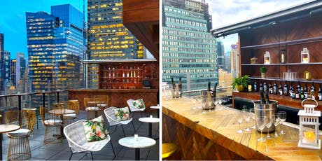Rooftop Networking for LGBTQ Professionals at High Bar tickets