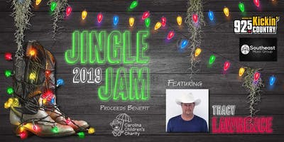 Jingle Jam 2019 Featuring Tracy Lawrence