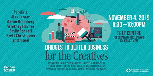 Bridges to Better Business for the Creatives