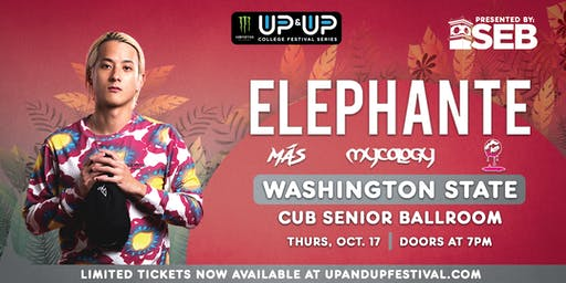 Monster Energy Up&Up and SEB presents ELEPHANTE