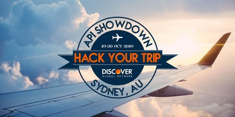 Discover's API Showdown tickets