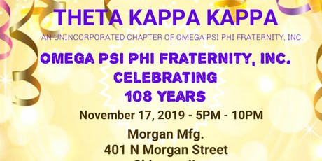 Chicagoland Joint Omega Founders' Day Celebration tickets
