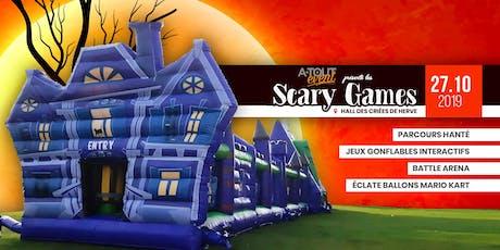 Scary Games / Atout events by Le Paradis de Tigrou billets
