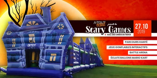 Scary Games / Atout events by Le Paradis de Tigrou
