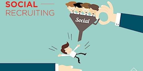 WORKSHOP GRATUITO! L'approccio vincente al Digital Recruiting (Milano, 13/3/20, ore 9:30-12:45) biglietti