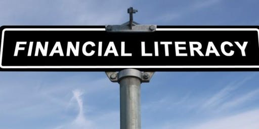 FREE Financial Literacy Class  TUESDAY