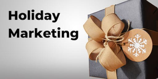 Holiday Marketing for Your Small Business