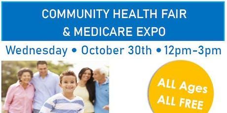Community Health Fair & Medicare Expo tickets