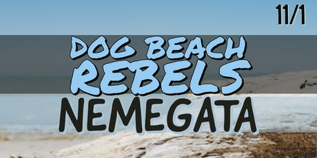 Dog Beach Rebels + Nemegata Live at Whip In tickets