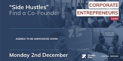 Side Hustle   Find your Co-Founder