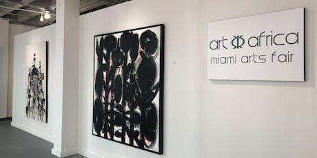 9TH ANNUAL ART AFRICA MIAMI ARTS FAIR tickets
