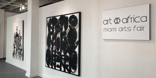 9TH ANNUAL ART AFRICA MIAMI ARTS FAIR