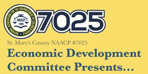 7025 NAACP Minority Business Entrepreneurship & Networking Event