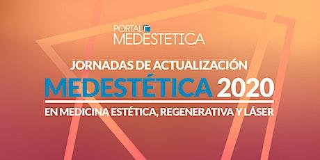 II Jornadas Medestética 2020 entradas