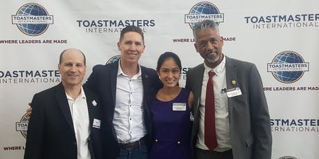 TGIF Advanced Toastmasters Club Open House tickets