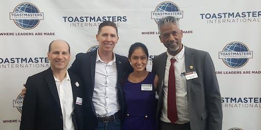 TGIF Advanced Toastmasters Club Open House