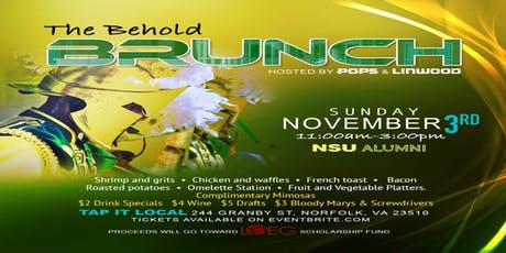 The Behold Brunch (NSU Homecoming) tickets