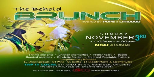 The Behold Brunch (NSU Homecoming)