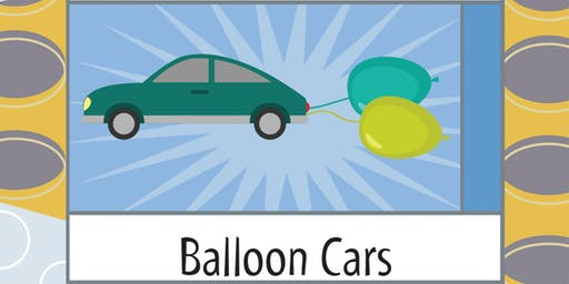 IHMC Science Saturday - Balloon Cars, 11 am - grades 5 and 6 ONLY