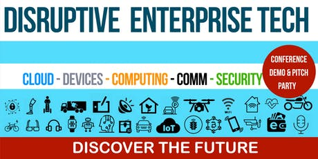 Disruptive Enterprise Summit tickets