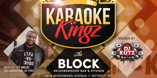 Feel Good Fridays: Karaoke Kingz