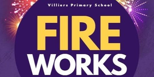 Firework Event Villiers Primary School