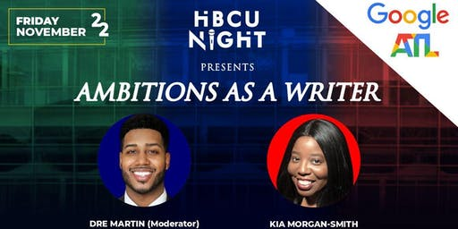 HBCU Night at Google-ATL (Midtown)