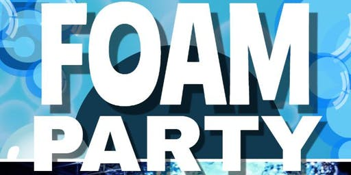 Foam Cannon Party Saturday November 16th, doors 10pm!