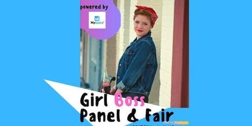 Girl Boss Panel + Career Fair  | Powered by MyIntro