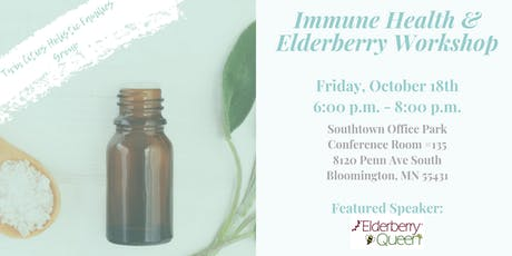 Immune Health and Elderberry Workshop tickets