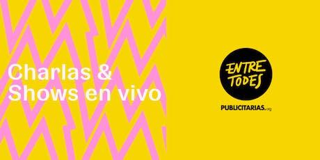 #EntreTodes - 6ta edición entradas