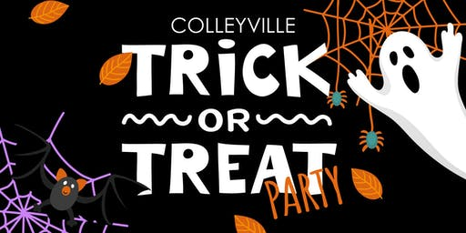 Colleyville Trick or Treat Party!