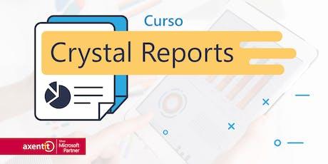 Crystal Reports boletos