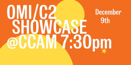 Open Music Initiative Showcase @ CCAM tickets