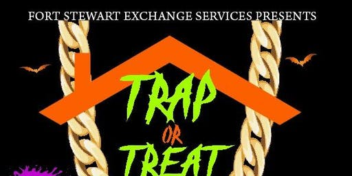 TRAP OR TREAT PAINT PARTY