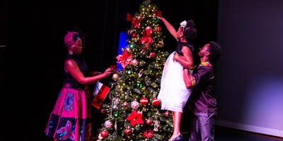 Ashanti Cultural Arts Presents  The Christmas Chocolate Nutcracker