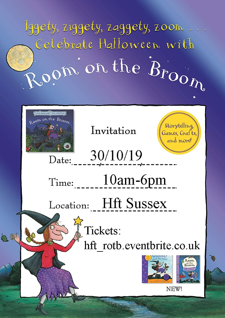 Room on the Broom at Sussex Orchards image