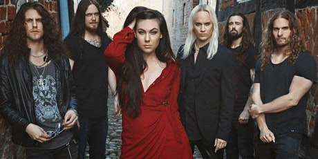 CANCELLED - Amaranthe tickets