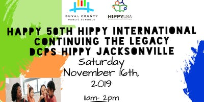Happy 50th International Continuing The Legacy DCPS HIPPY Jacksonville