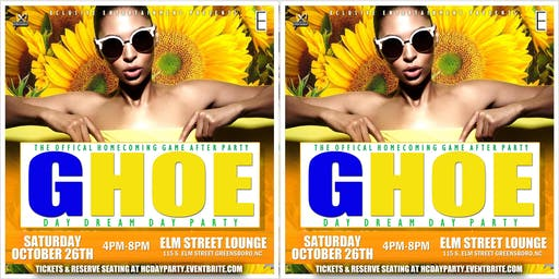 GHOE DAY DREAM DAY PARTY