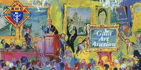 John Paul I - Knights of Columbus Gala Art Auction tickets