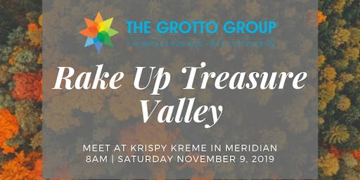 Rake up Treasure Valley