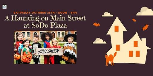 A Haunting on Main Street at SoDo Plaza