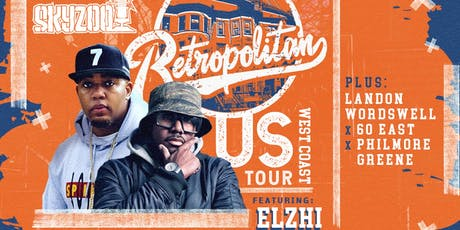 Skyzoo + Elzhi - Retropolitan Tour San Antonio tickets