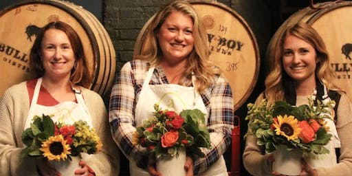 November Blooms at Oswego Brewing Company