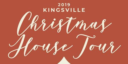 2019 Kingsville Christmas House Tour (Nov 16 & 17)
